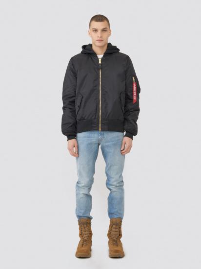 Куртка Alpha Industries модель MJM47506C1_black — фото 5 - INTERTOP