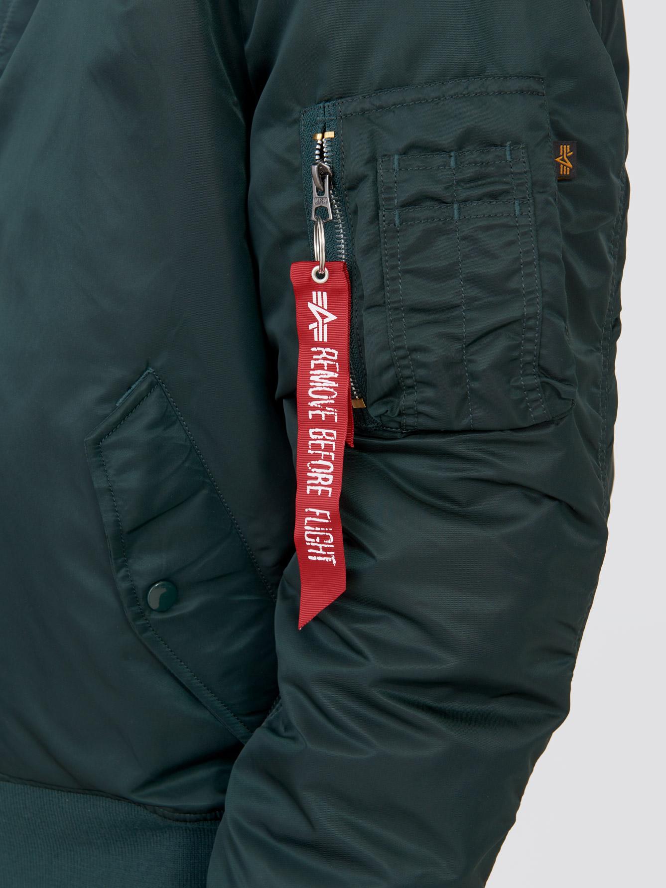 Куртка мужские Alpha Industries модель MJM47506C1_patrol_green качество, 2017