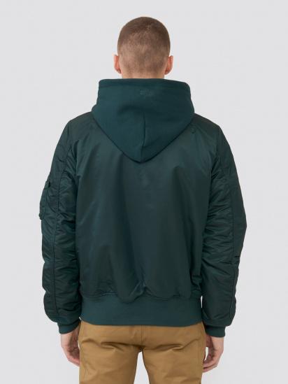 Легка куртка Alpha Industries модель MJM47506C1_patrol_green — фото 2 - INTERTOP