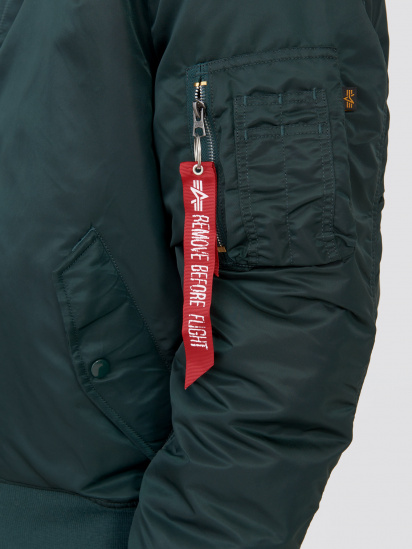 Легка куртка Alpha Industries модель MJM47506C1_patrol_green — фото 4 - INTERTOP