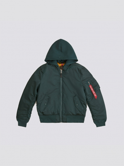 Легка куртка Alpha Industries модель MJM47506C1_patrol_green — фото 6 - INTERTOP