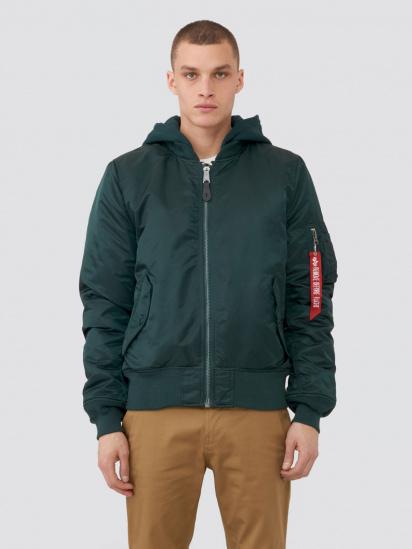 Легка куртка Alpha Industries модель MJM47506C1_patrol_green — фото - INTERTOP