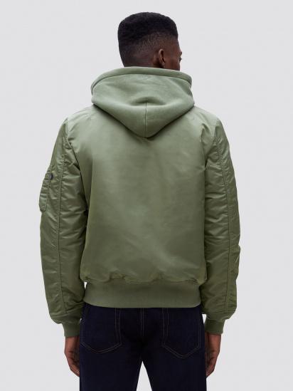 Легка куртка Alpha Industries модель MJM47506C1_sage — фото 2 - INTERTOP