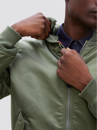 Легка куртка Alpha Industries модель MJM47506C1_sage — фото 3 - INTERTOP