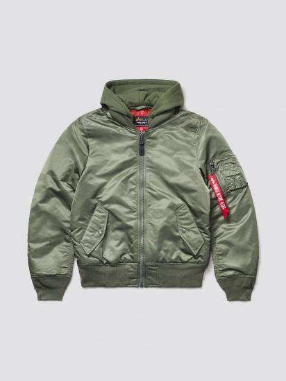Легка куртка Alpha Industries модель MJM47506C1_sage — фото 6 - INTERTOP
