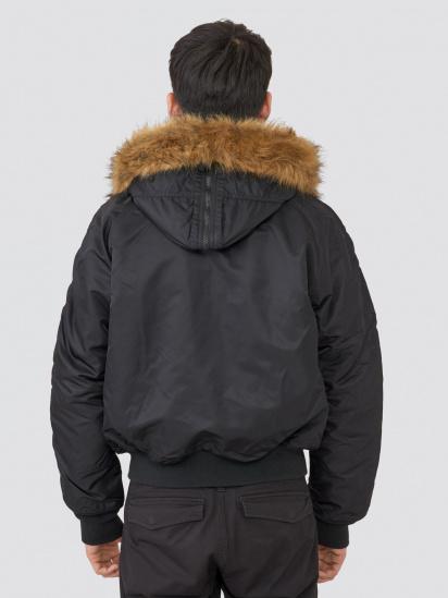 Зимова куртка Alpha Industries модель MJN30000C1_black — фото 2 - INTERTOP