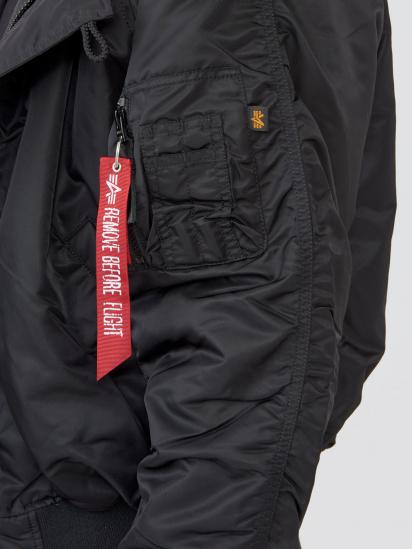 Зимова куртка Alpha Industries модель MJN30000C1_black — фото 3 - INTERTOP