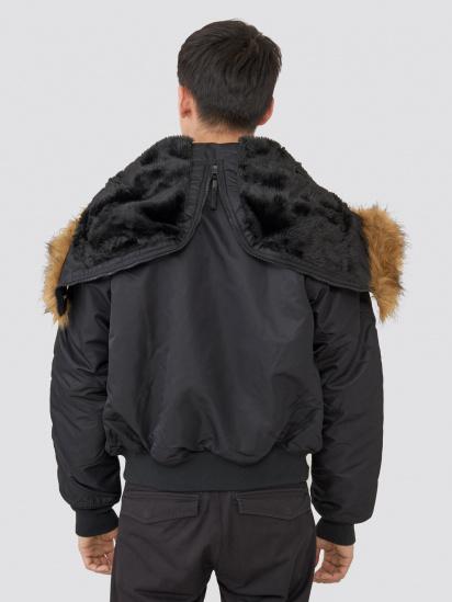 Зимова куртка Alpha Industries модель MJN30000C1_black — фото 4 - INTERTOP