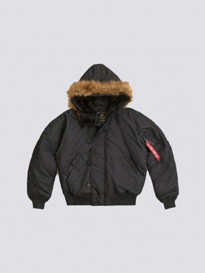 Зимова куртка Alpha Industries модель MJN30000C1_black — фото 5 - INTERTOP