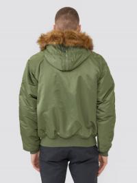 Куртка мужские Alpha Industries модель MJN30000C1_sage приобрести, 2017
