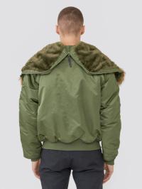 Куртка мужские Alpha Industries модель MJN30000C1_sage цена, 2017