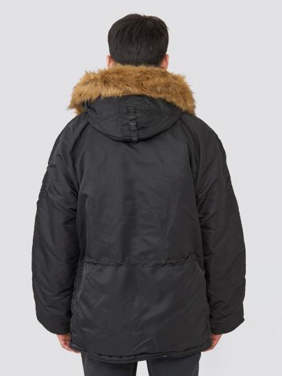 Куртка мужские Alpha Industries модель MJN31000C1_black приобрести, 2017