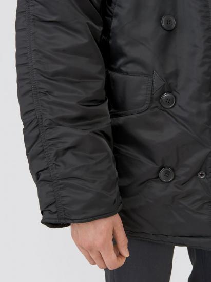 Куртка мужские Alpha Industries модель MJN31000C1_black , 2017