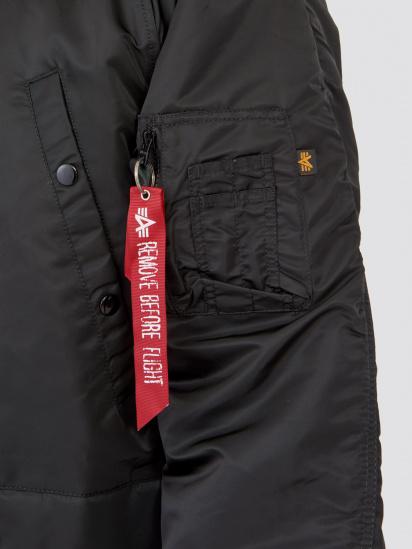 Куртка мужские Alpha Industries модель MJN31000C1_black цена, 2017