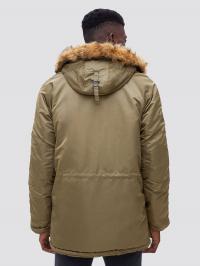 Alpha Industries Куртка чоловічі модель MJN31210C1_vintage_olive якість, 2017