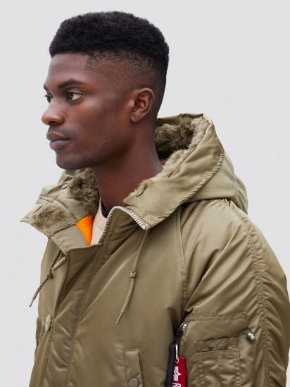 Alpha Industries Куртка чоловічі модель MJN31210C1_vintage_olive відгуки, 2017