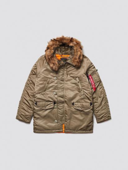 Alpha Industries Куртка чоловічі модель MJN31210C1_vintage_olive , 2017