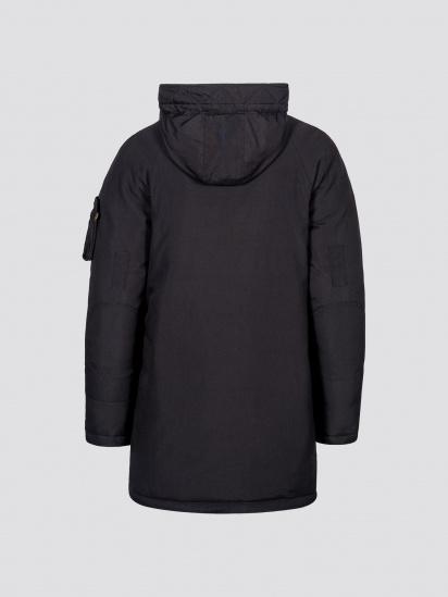 Alpha Industries Куртка пухова чоловічі модель MJN48502C1_black відгуки, 2017