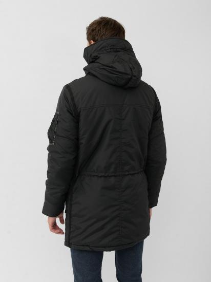 Зимова куртка Alpha Industries модель MJN48505C1_black — фото 2 - INTERTOP