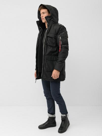 Зимова куртка Alpha Industries модель MJN48505C1_black — фото 3 - INTERTOP