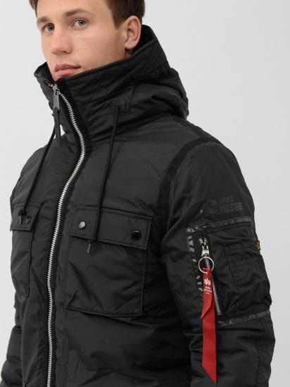 Зимова куртка Alpha Industries модель MJN48505C1_black — фото 4 - INTERTOP