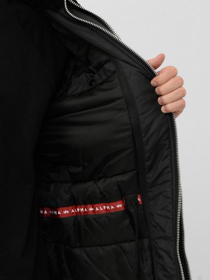 Зимова куртка Alpha Industries модель MJN48505C1_black — фото 5 - INTERTOP