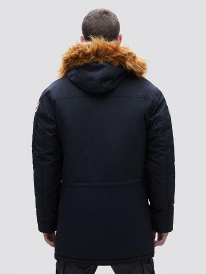 Куртка Alpha Industries модель MJN49503C1_black — фото 3 - INTERTOP