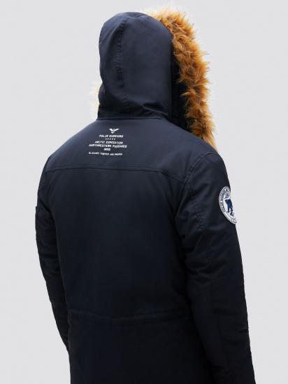 Куртка Alpha Industries модель MJN49503C1_black — фото 5 - INTERTOP