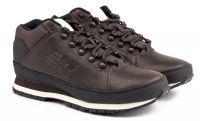 мужская обувь New Balance коричневого цвета, фото, intertop
