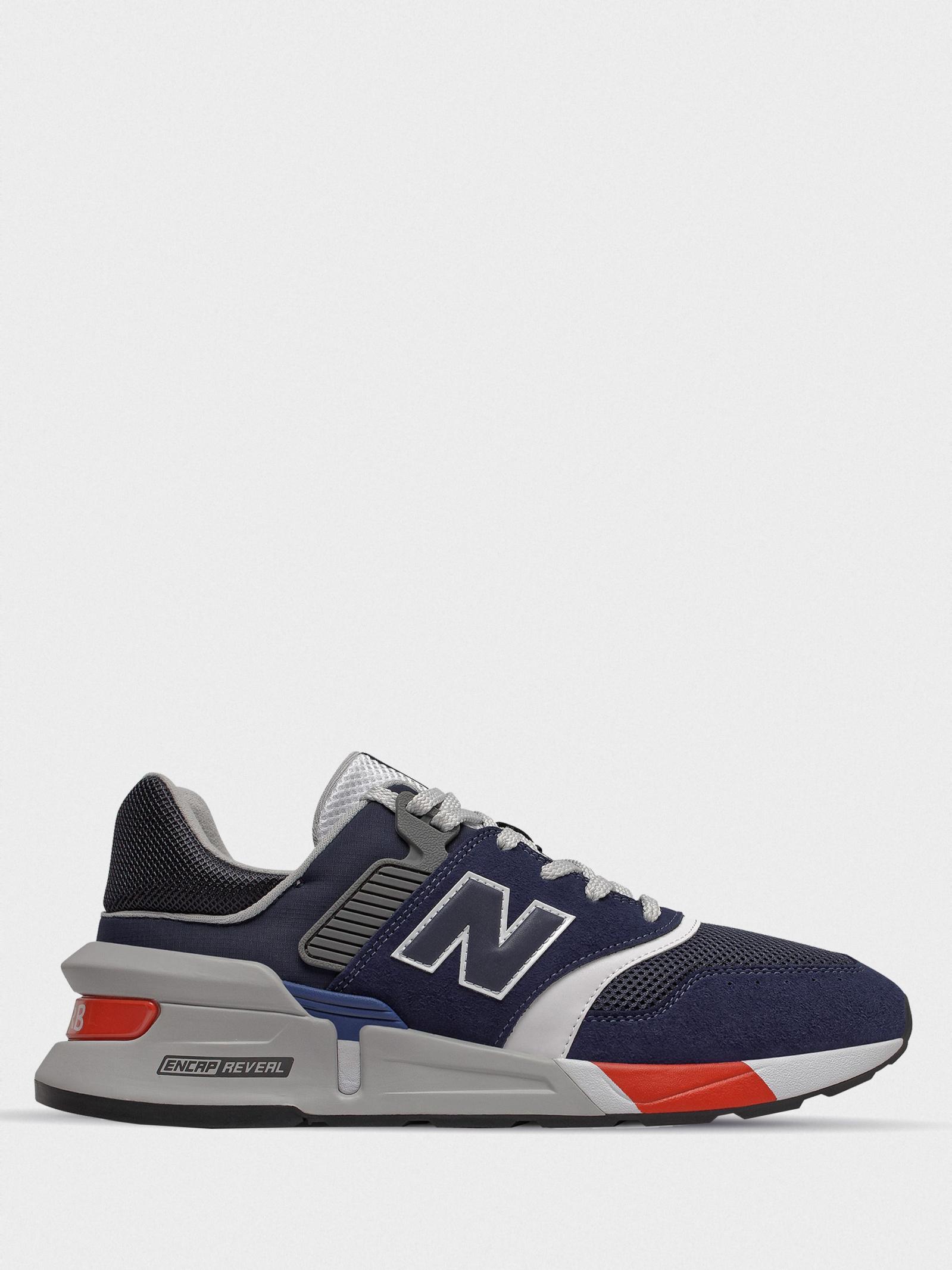Кроссовки мужские New Balance MS997LOT модная обувь, 2017