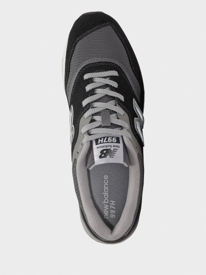 Кроссовки мужские New Balance CM997HBK брендовая обувь, 2017
