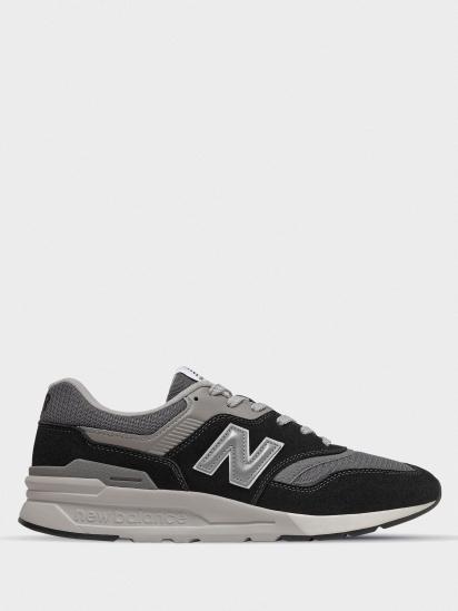 Кроссовки мужские New Balance CM997HBK модная обувь, 2017