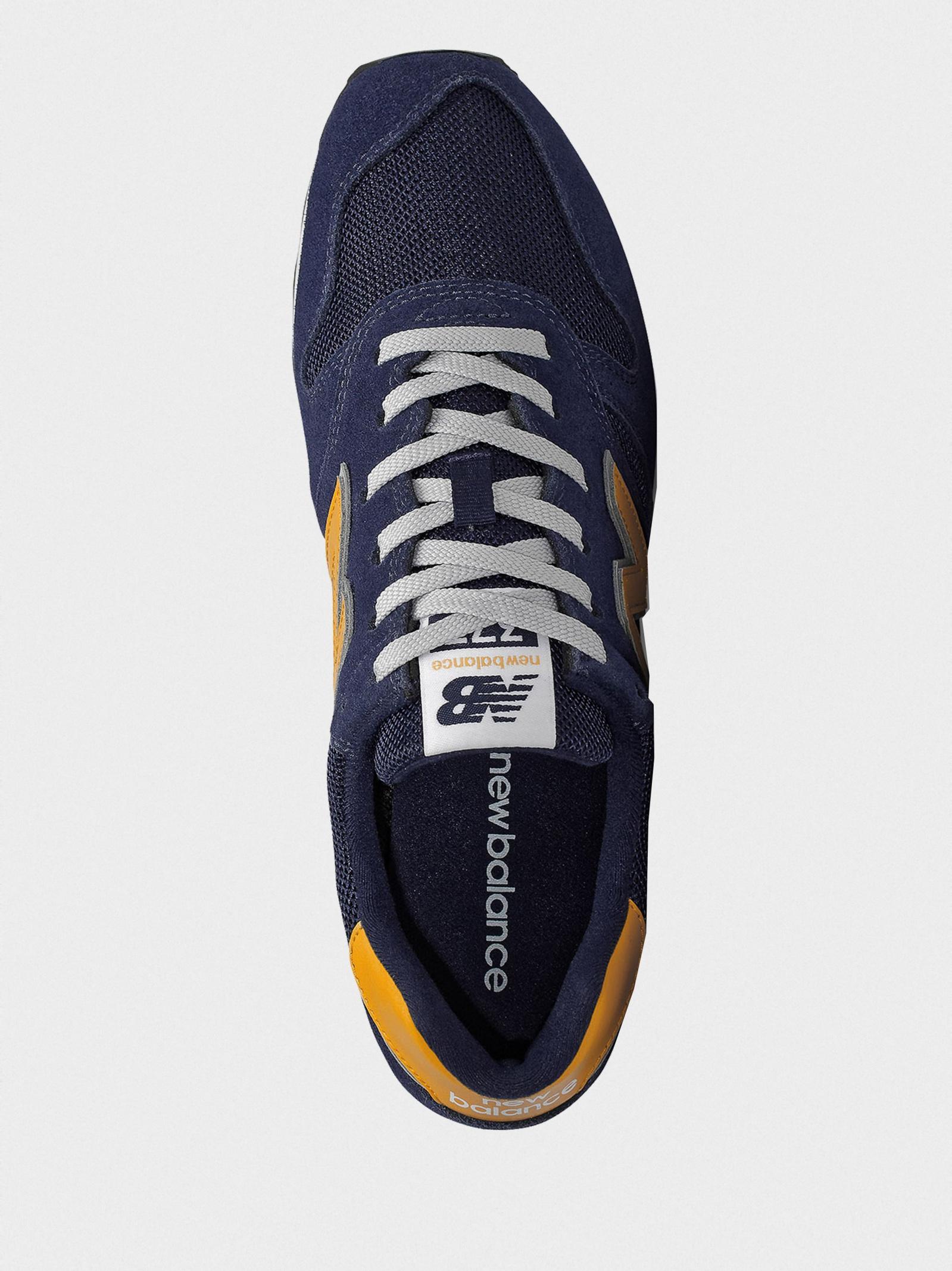 Кроссовки мужские New Balance ML373AA2 брендовая обувь, 2017