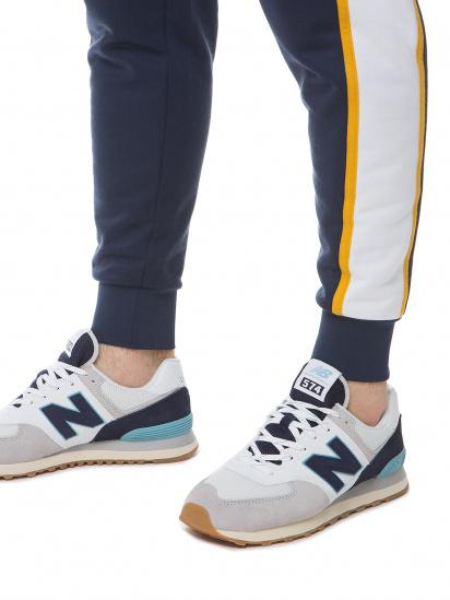Кроссовки мужские New Balance ML574SOU размеры обуви, 2017