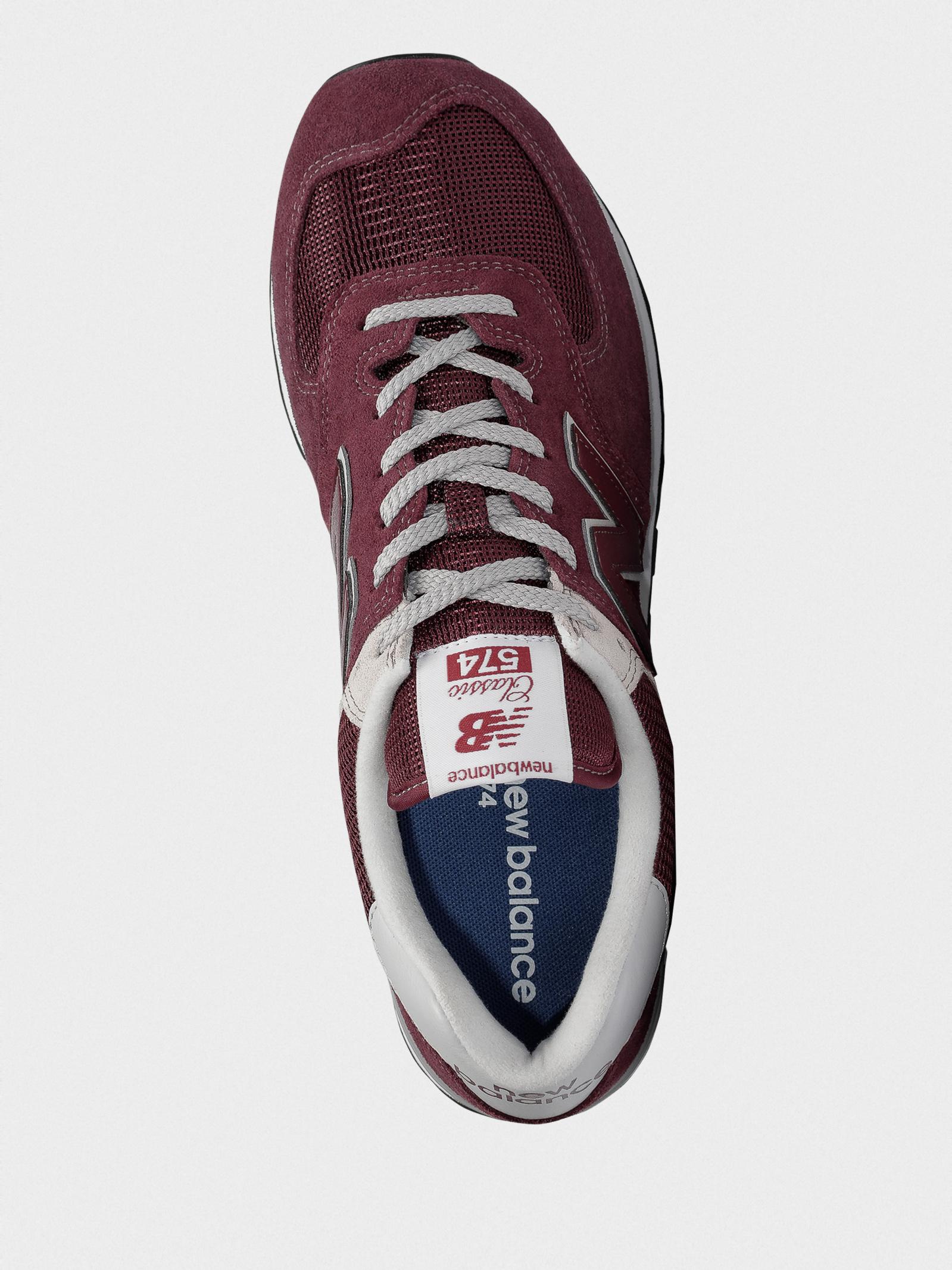 Кросівки  чоловічі New Balance ML574EGB розміри взуття, 2017