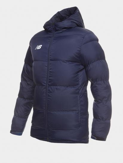 Зимова куртка New Balance Team Base - фото