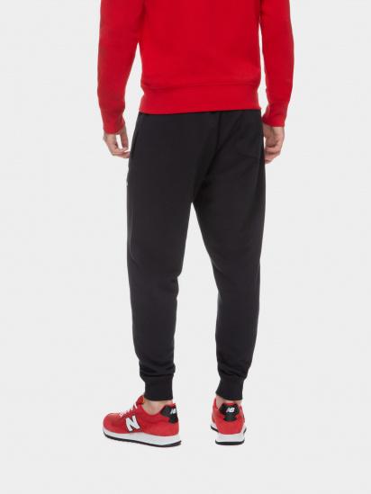 Спортивні штани New Balance Essentials модель MP03558BK — фото 2 - INTERTOP