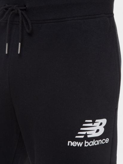 Спортивні штани New Balance Essentials модель MP03558BK — фото 3 - INTERTOP