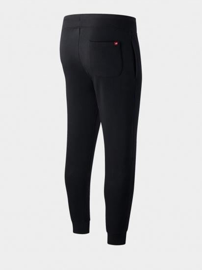 Спортивні штани New Balance Essentials модель MP03558BK — фото 5 - INTERTOP