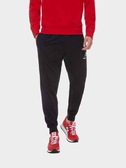 Спортивні штани New Balance Essentials модель MP03558BK — фото - INTERTOP