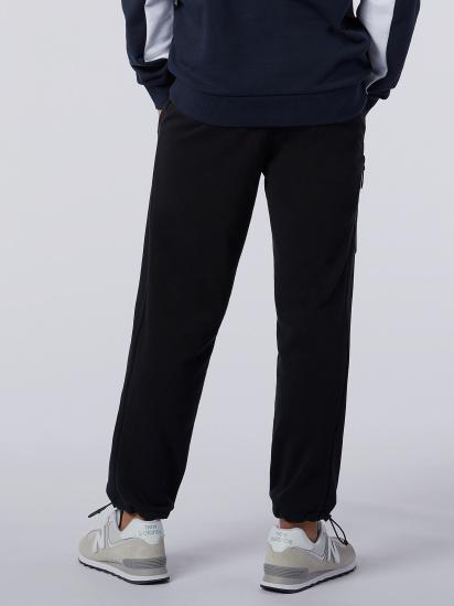 Спортивні штани New Balance Athletics Fleece модель MP11501BK — фото 2 - INTERTOP