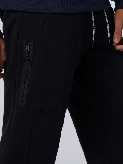 Спортивні штани New Balance Athletics Fleece модель MP11501BK — фото 4 - INTERTOP