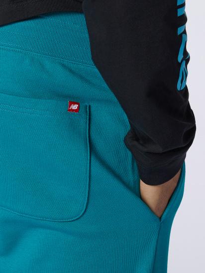 Спортивні штани New Balance Essentials модель MP11590TMT — фото 4 - INTERTOP