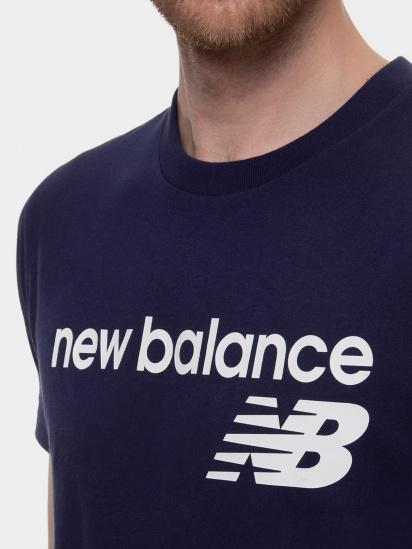 Футболка New Balance Classic Core Logo модель MT03905PGM — фото 3 - INTERTOP