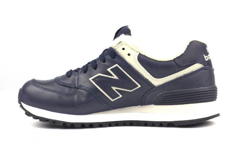Кроссовки для мужчин New Balance 574 MQ31 примерка, 2017