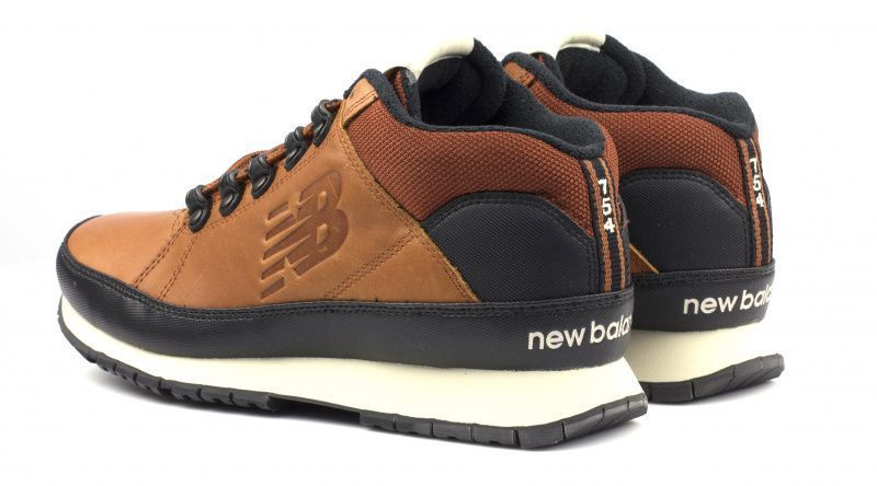 Ботинки для мужчин New Balance 754 MQ34 примерка, 2017