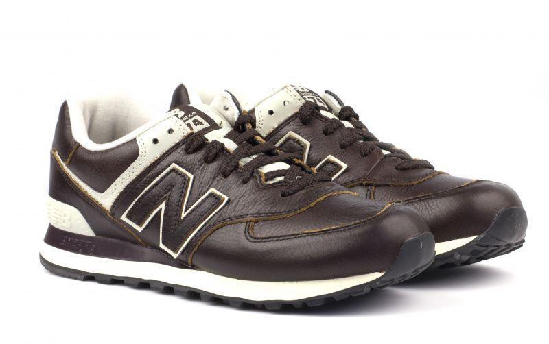 Кроссовки для мужчин New Balance 574 MQ41 размерная сетка обуви, 2017