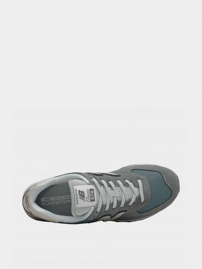 Кросівки для міста New Balance модель ML574BA2 — фото 4 - INTERTOP