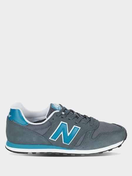 Купить Кроссовки мужские New Balance 373 MQ68, Серый