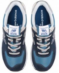 Кроссовки мужские New Balance 574 MQ76 брендовая обувь, 2017